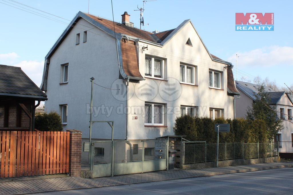 Prodej, nájemní dům, 146 m2, Dalovice, ul. Zálesí