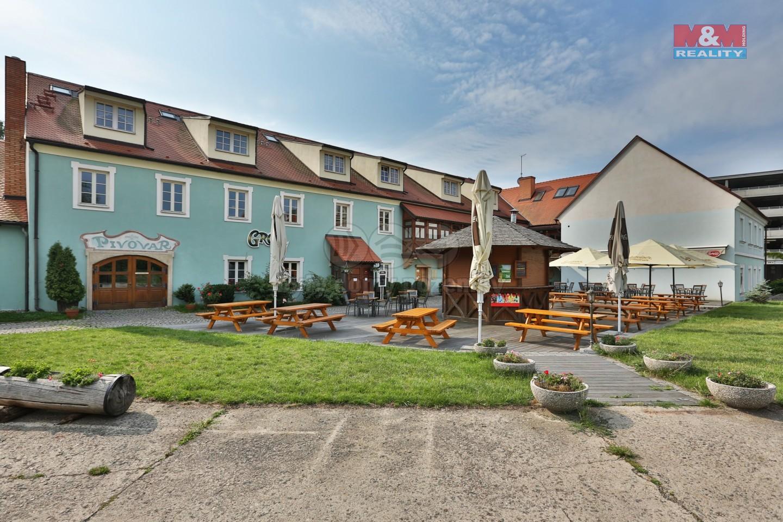 (Prodej, hotel, pivovar, Plzeň, ul. Truhlářská), foto 1/46