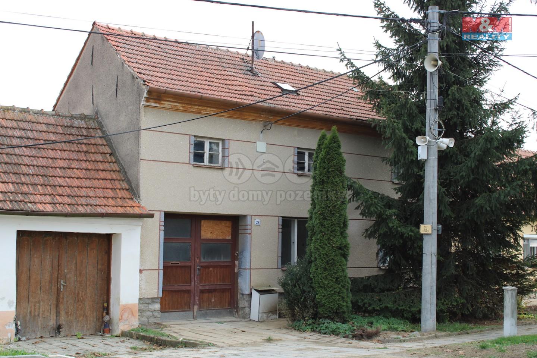 Prodej, rodinný dům 3+kk, 421 m2, Němčany