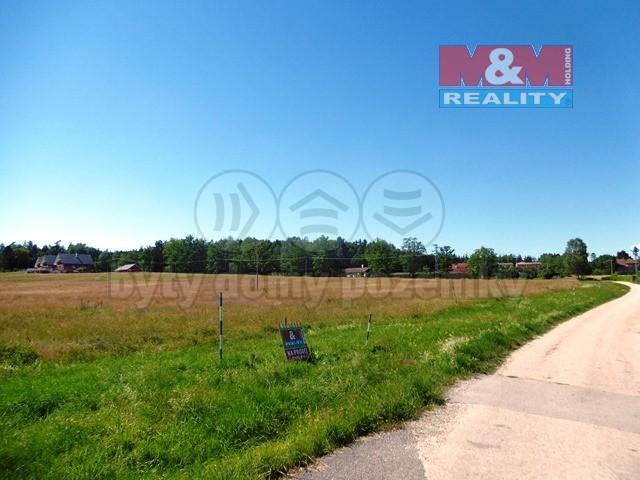 Prodej, stavební pozemek, 3 825 m2, České Velenice