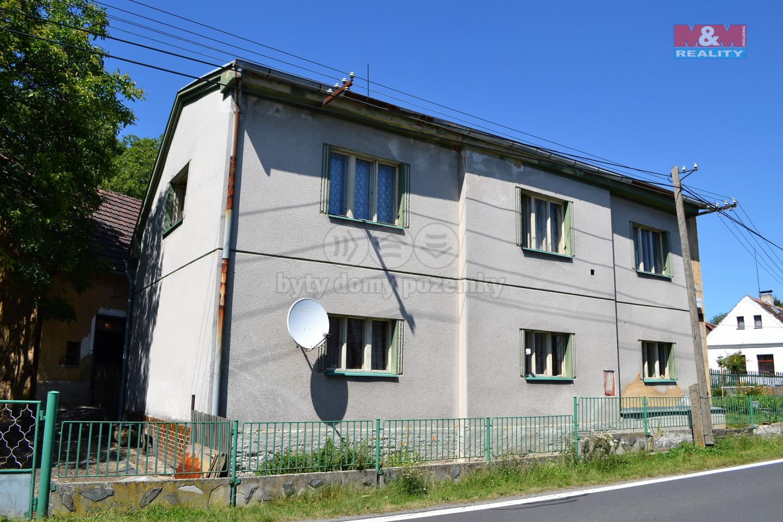 Prodej, rodinný dům,150 m2, Trojany - Mladotice
