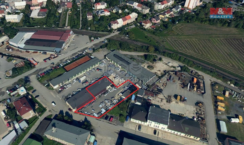 Pronájem, kancelář, 156 m2, Olomouc, ul. U Panelárny