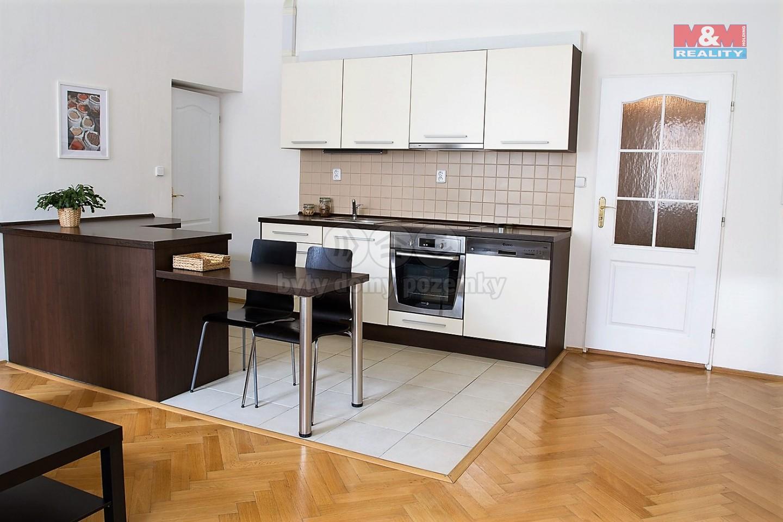 (Prodej, byt 2+kk, 67 m2, Brno, ul. Slovákova), foto 1/9