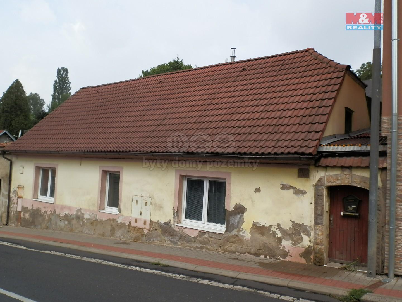 Prodej, rodinný dům 3+1, 171 m2, Bílina, ul. Litoměřická