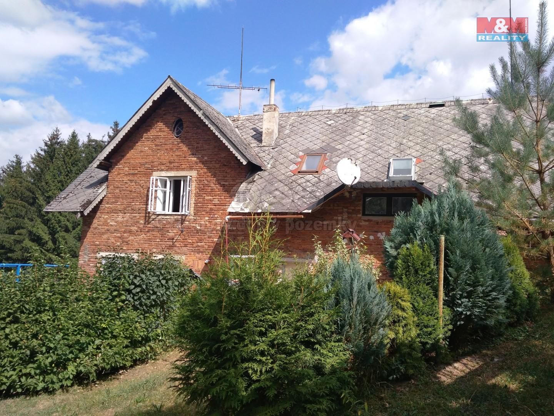 Prodej, rodinný dům, Vamberk