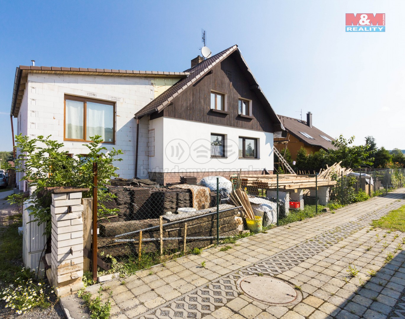 Prodej, rodinný dům 4+kk, 2+kk, 511 m2,Třemošná