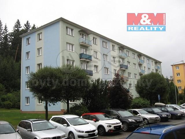 Prodej, byt, 3+1, 60 m2, Vsetín