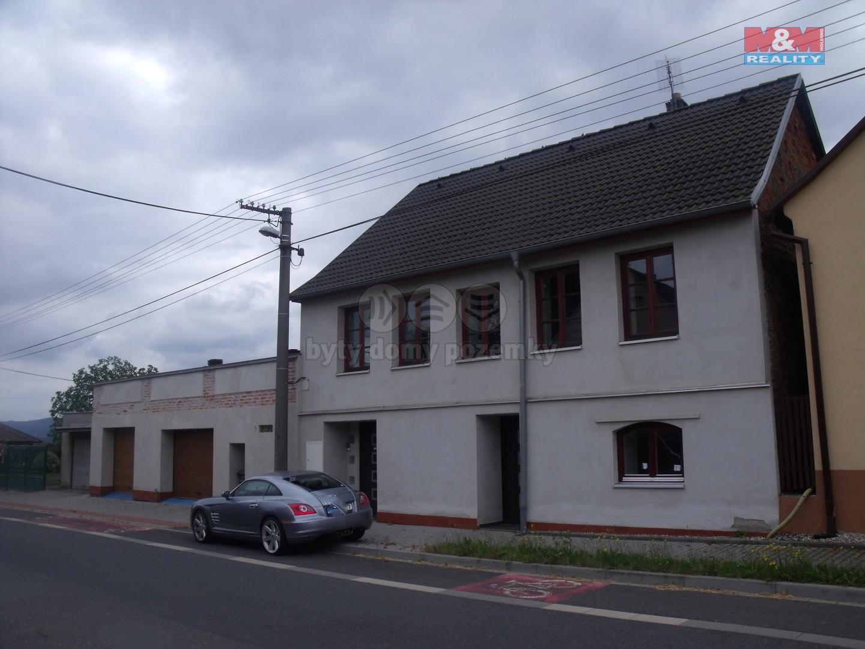 Prodej, rodinný dům, 4+1, 218 m2, Chrastavice