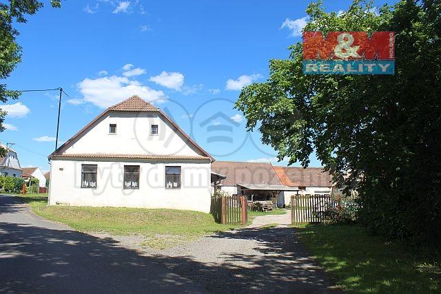 (Prodej, zemědělská usedlost, 5128 m2, Vlastec), foto 1/38