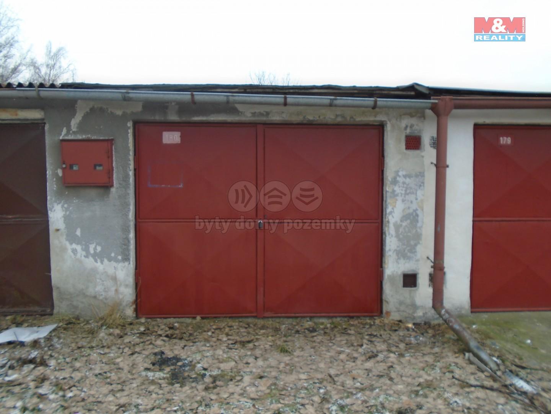 Prodej, garáž, 23 m2, Česká Lípa