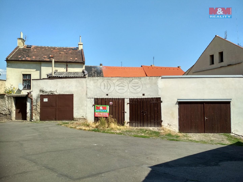 Prodej, garáž, Litoměřice, ul. Mariánská