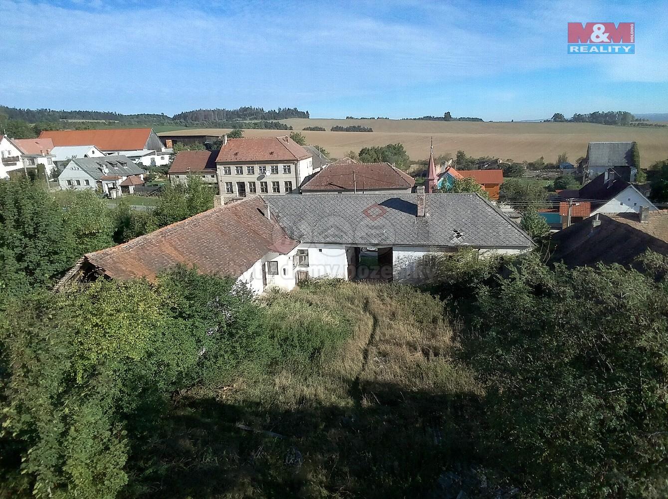 Prodej, rodinný dům, Chvalkovice u Dešné