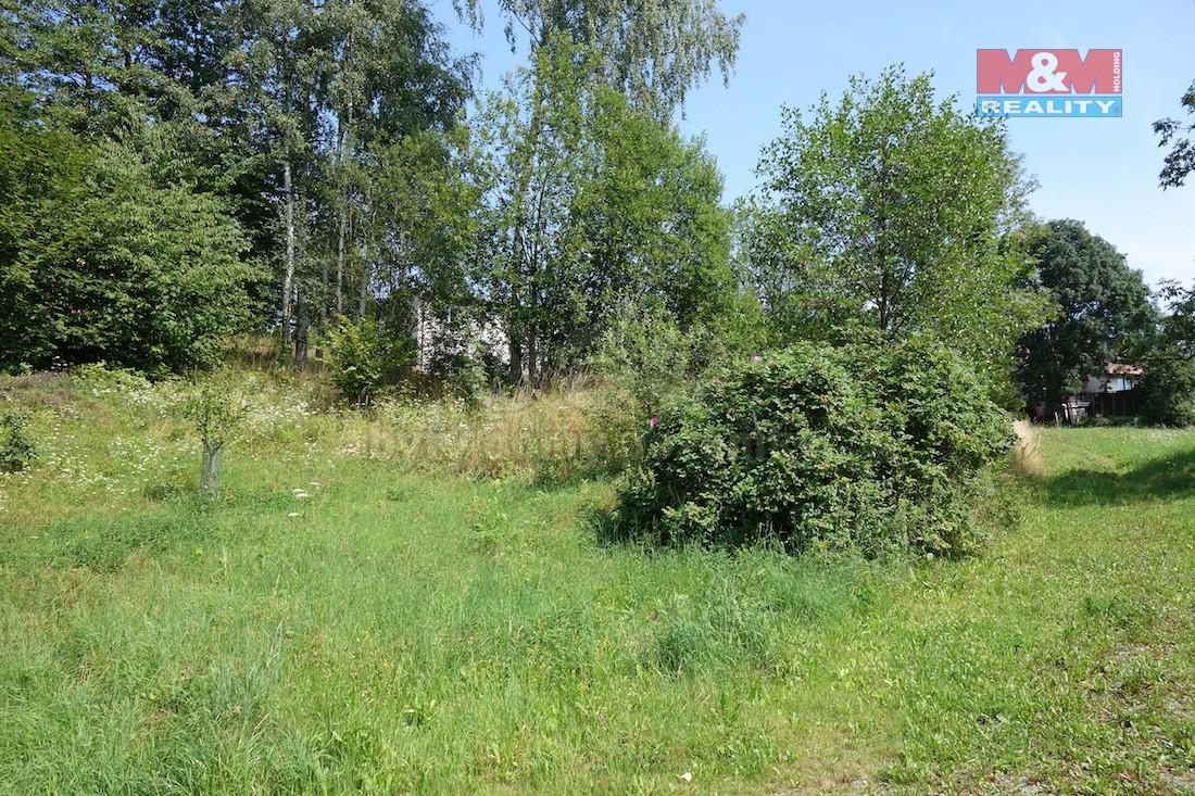 Prodej, pozemek, 2100 m2, Liberk