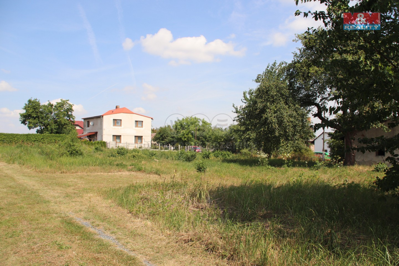 Prodej, pozemek, 1320 m2, Vlkaneč