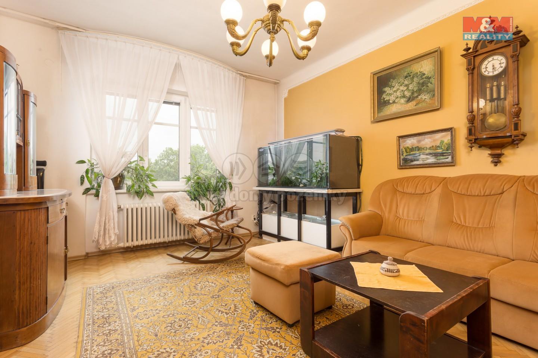 Prodej, byt 3+1, 78 m2, Moravská Ostrava, ul. Sokolská třída