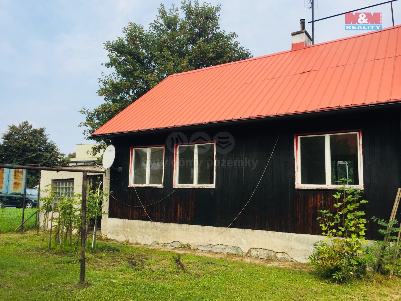 Prodej, rodinný dům 3+1, garáž, 213 m2, Frýdek - Místek