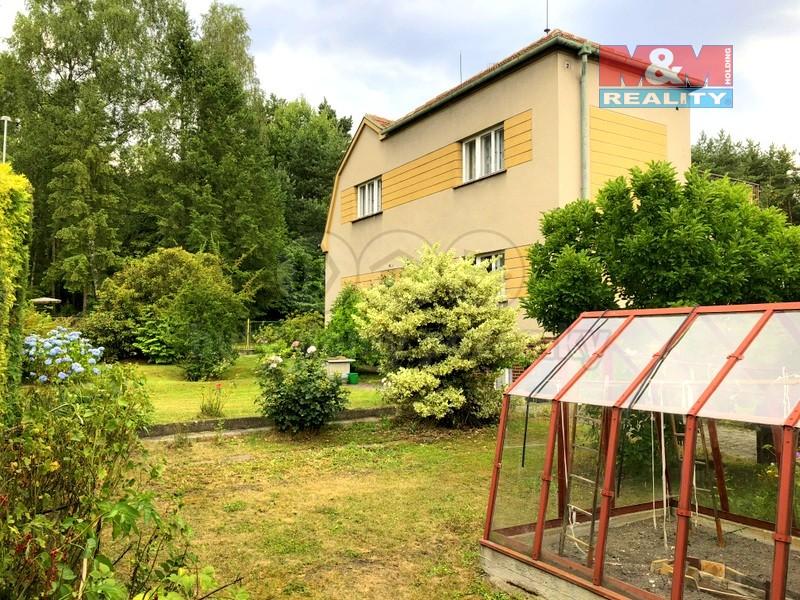 Prodej, rodinný dům, 536 m2, Třemošná, ul. Havlíčkova