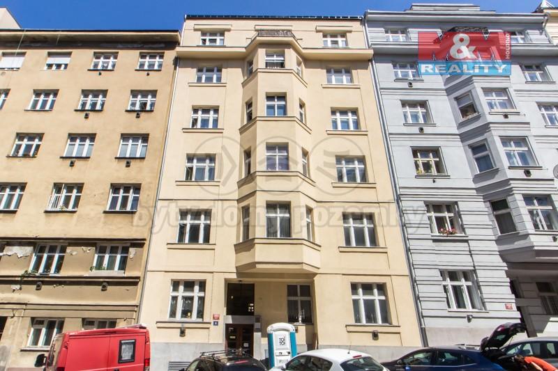 Prodej byt 5+1, OV, 162 m2, Žižkov - Sudoměřská