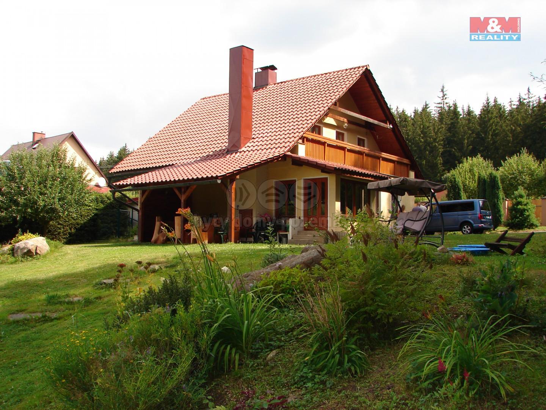 Prodej, rodinný dům 5+1, Vortová