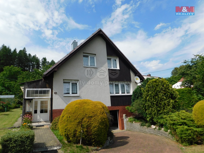 Prodej, rodinný dům 5+1, 295 m2, Lukavice