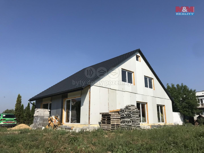 Prodej, rodinný dům 5+1, 200 m2, Hať