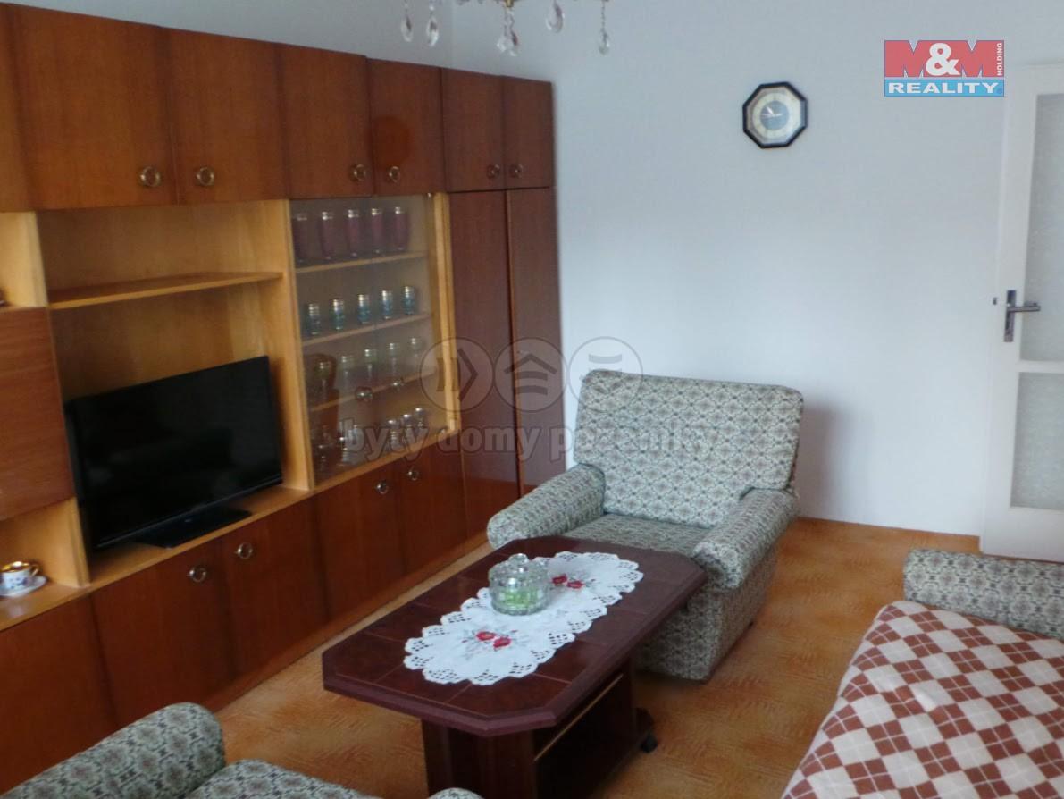 Pronájem, byt 2+1, 52 m2, Ostrava - Poruba