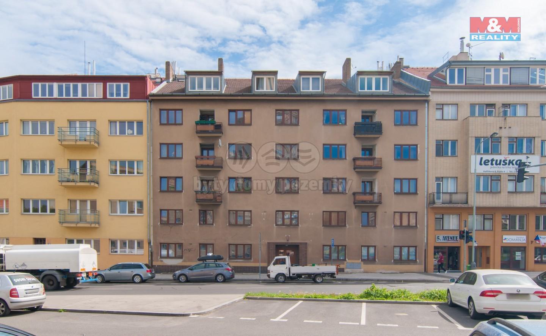 Prodej, byt 3+kk, 72 m2, Praha 6, ul. Terronská