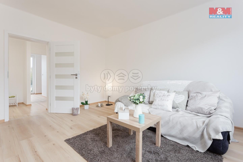 Prodej, byt 3+1, 74 m2, Zlín, ul. Santražiny
