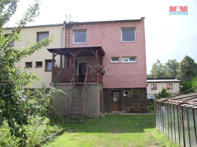 Prodej, rodinný dům 5+2, 388 m2, Rapotín