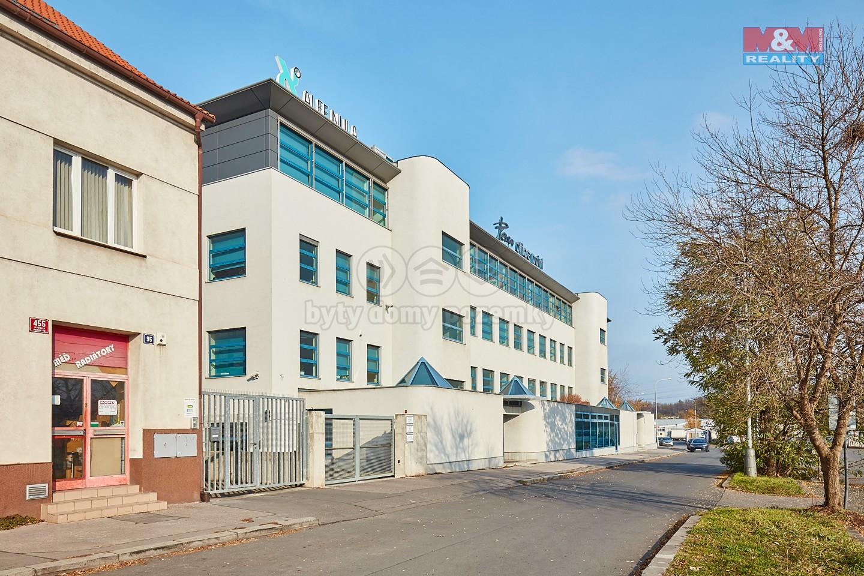 Pronájem, kancelářské prostory 400-2000 m2 , Praha 10