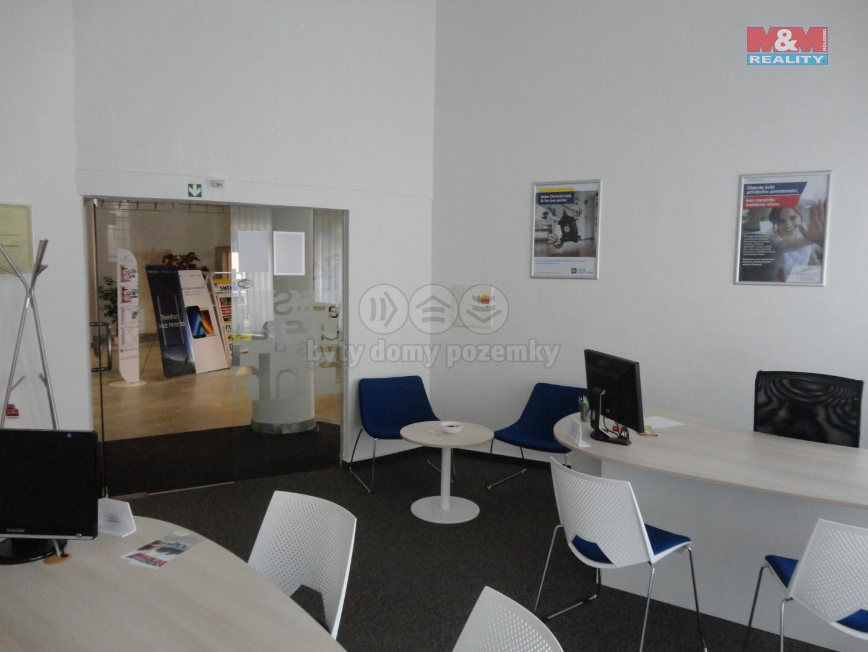 Pronájem, kancelář, 101 m2, Ostrava, ul. Reální