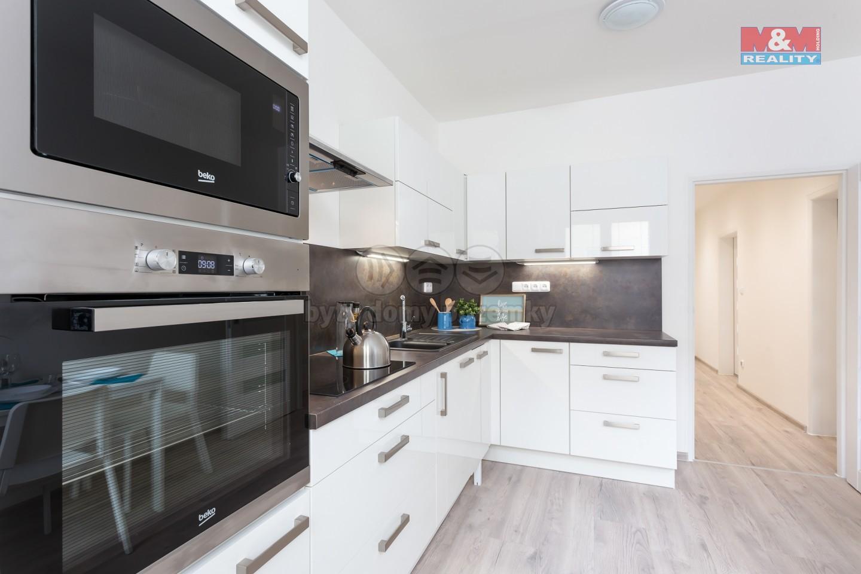 Prodej, byt 3+1, 73 m2, Zlín, ul. Padělky