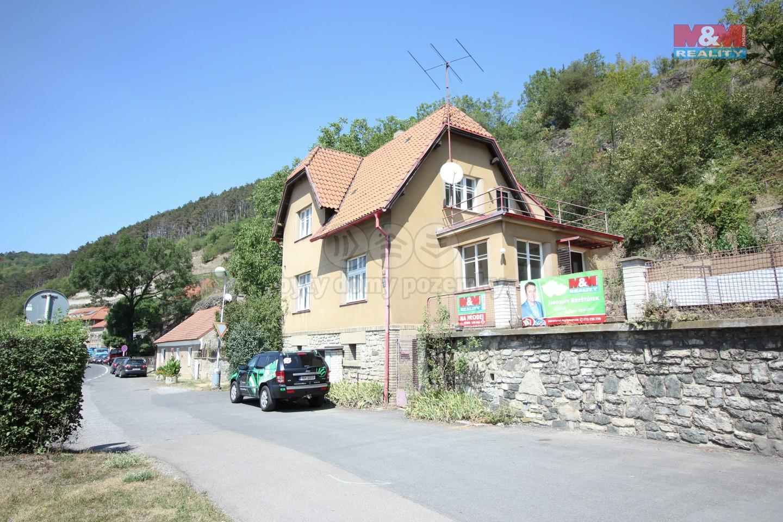 Venkovní pohled (Prodej, rodinný dům, 620 m2, Karlštejn), foto 1/26