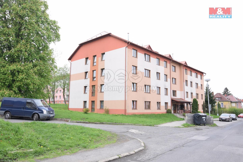 Prodej, byt 1+kk, 42 m2, DV, Varnsdorf, ul. Kostelní