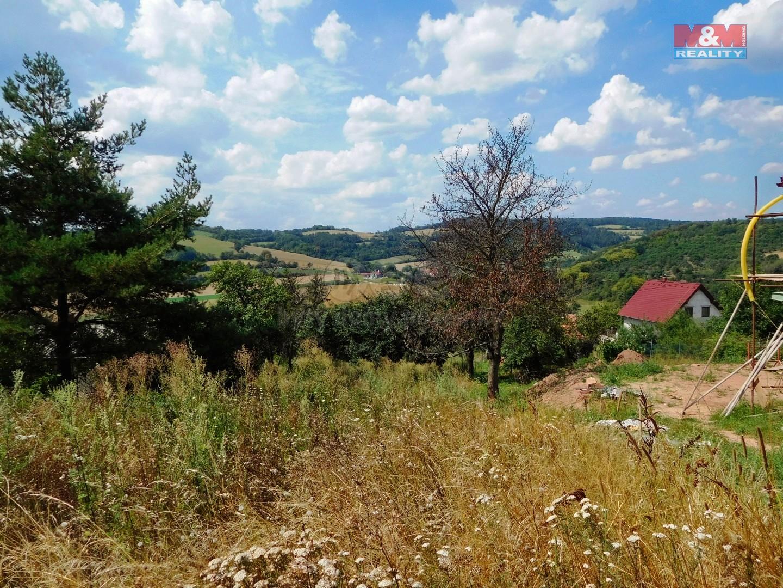 Prodej, pozemek, 1082 m2, Hájek u Tišnova