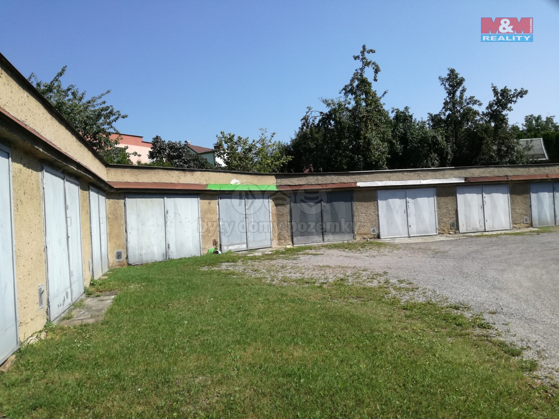 Prodej, garáž, 24 m2, Karviná