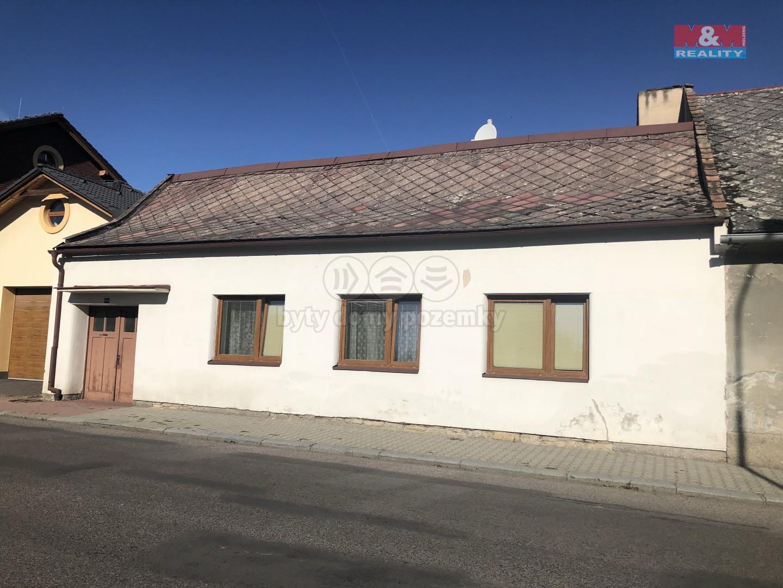 Prodej, rodinný dům, 1010 m2, Skuteč, ul. Vítězslava Nováka