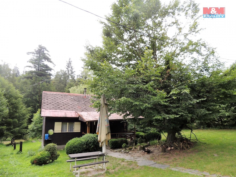 Prodej, chata 2+1, 340 m2, Vítkov - Zálužné