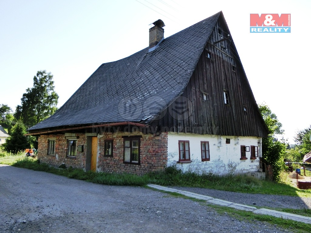 Prodej, Chalupa, Králíky, ul. Polní