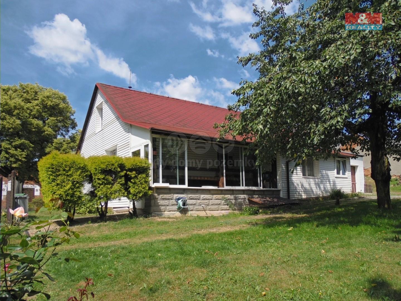 Prodej, rodinný dům, 120 m2, Nová Ves