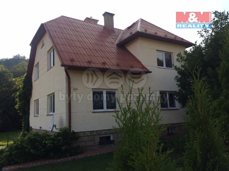 Prodej, rodinný dům 6+1, Zubří