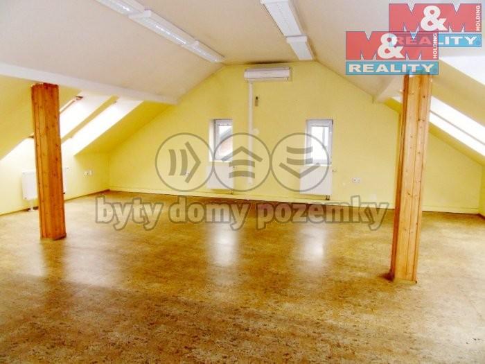 Pronájem, kancelářské prostory, Ostrava - Mariánské Hory