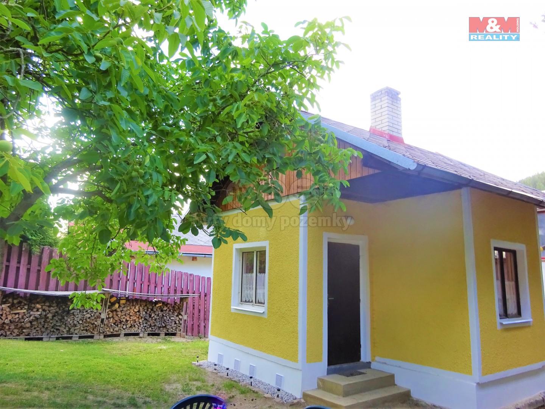 Prodej, chata 1+1, 454 m2, Karlovy Vary - Doubí