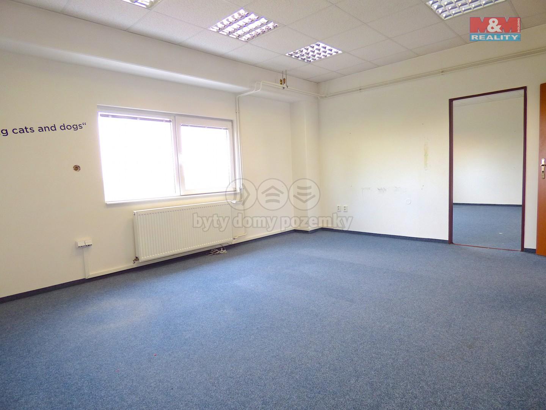 Pronájem, kancelářské prostory, 110 m2, Praha 9 Letňany