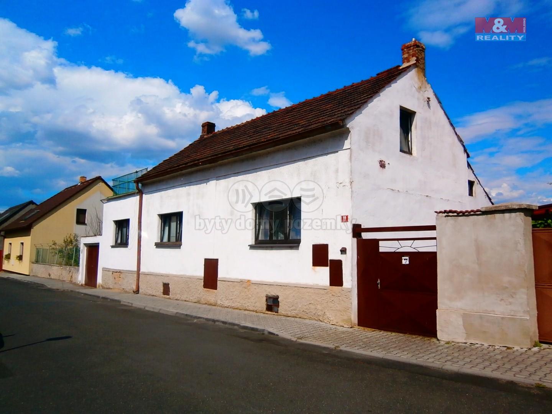 Prodej, rodinný dům, 2+1, 126 m2, Černčice u Loun