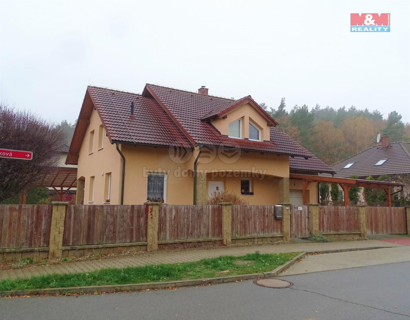 Prodej, rodinný dům, 5+kk, Česká Lípa, ul. Šípková