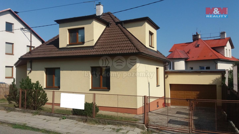 Prodej, rodinný dům 4+1, Zlín