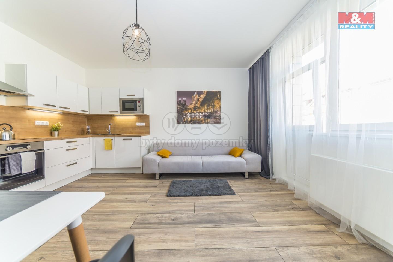Prodej, byt 3+kk, 82 m², OV, Praha - Vršovice