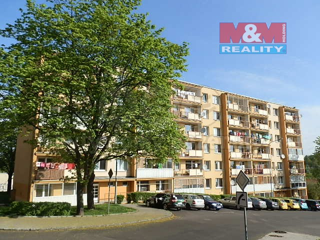 Prodej, byt 4+1, 77 m2, DV, Most, ul. Bohuslava Martinů