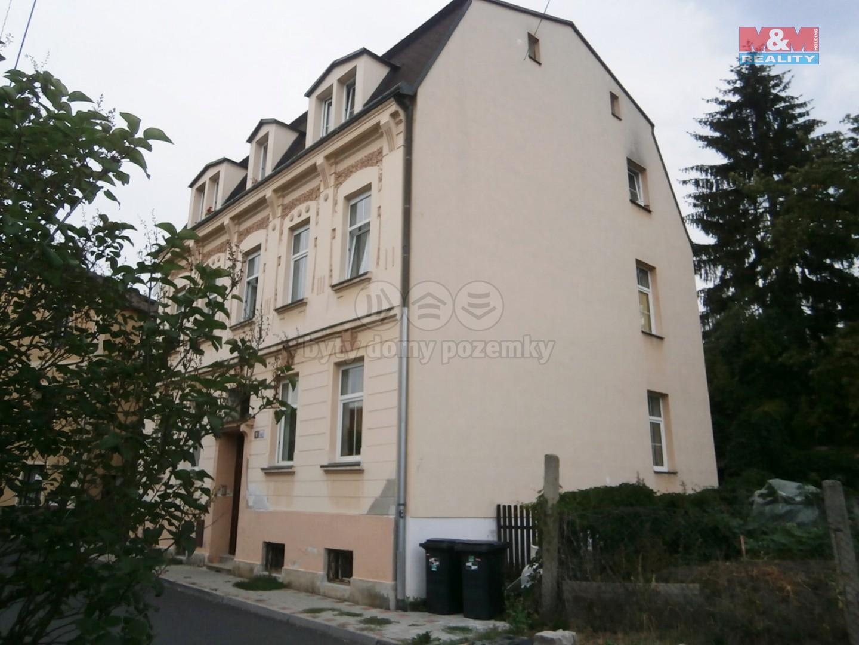 Prodej, nájemní dům, 297 m2, Dalovice, ul. Příční